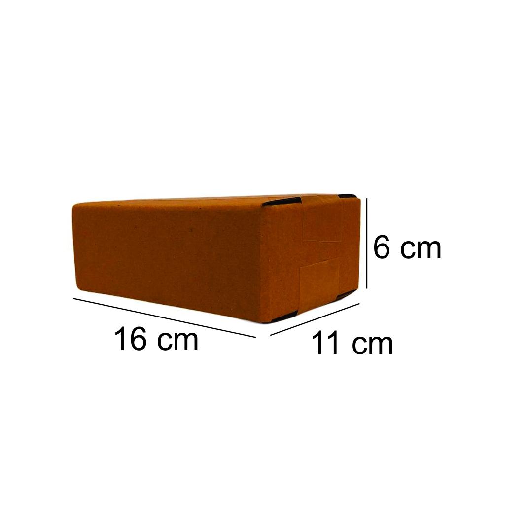 100 Caixas de Papelao (16X11X6)cm - Sedex / Pac / Correios