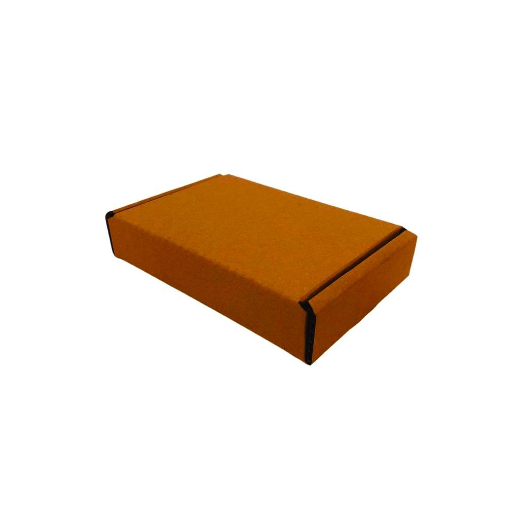 100 Caixas de Papelão Montável (16X11X3)cm - Correios