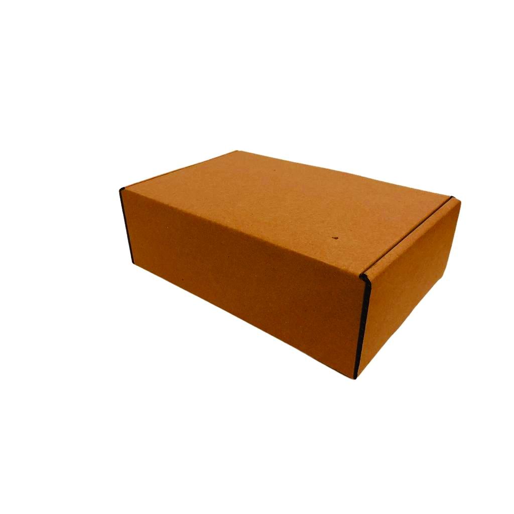 100 Caixas de Papelão Montável (27X18X9)cm - Correios