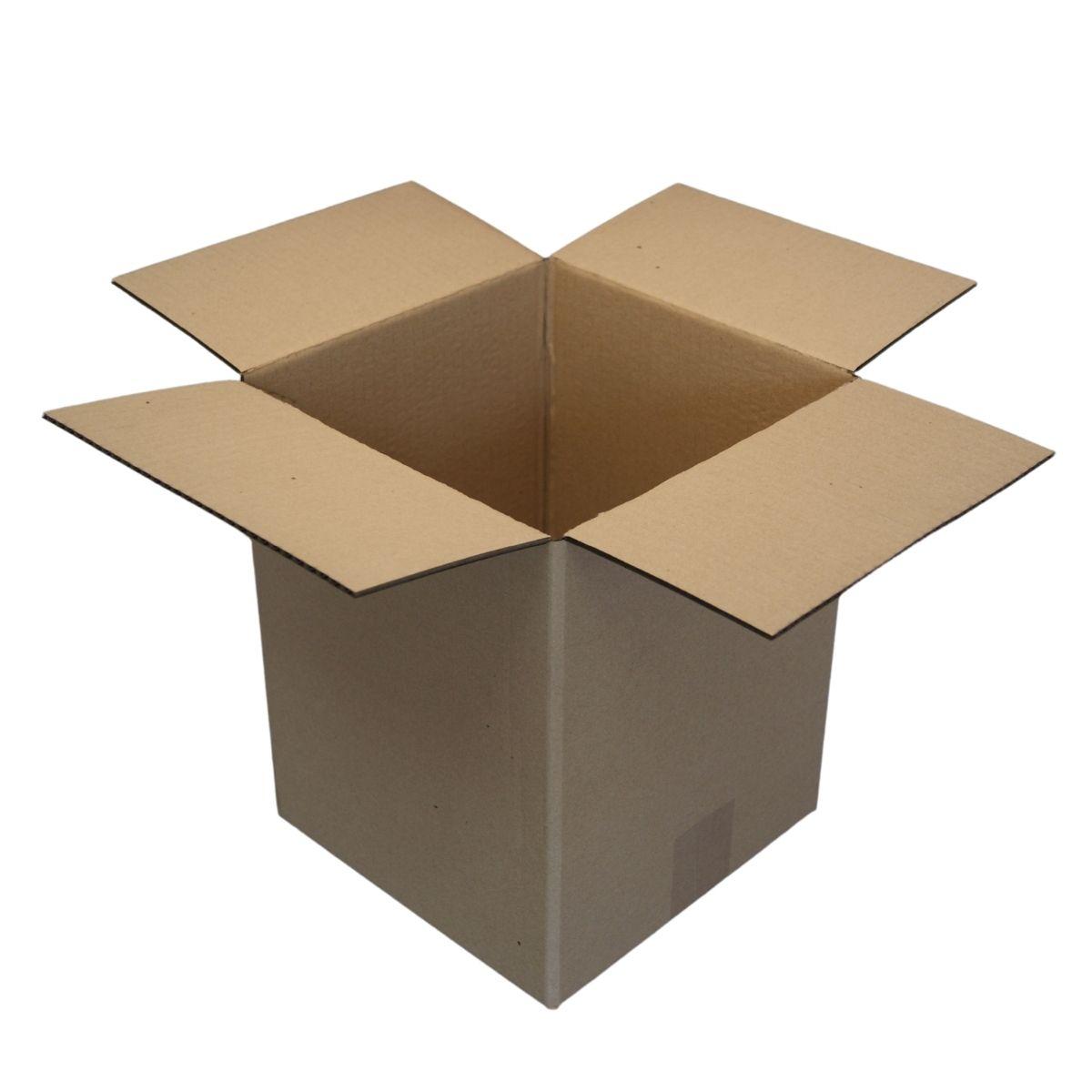 10 Caixas de Papelao (20X20X25)cm - Sedex / Pac / Correios