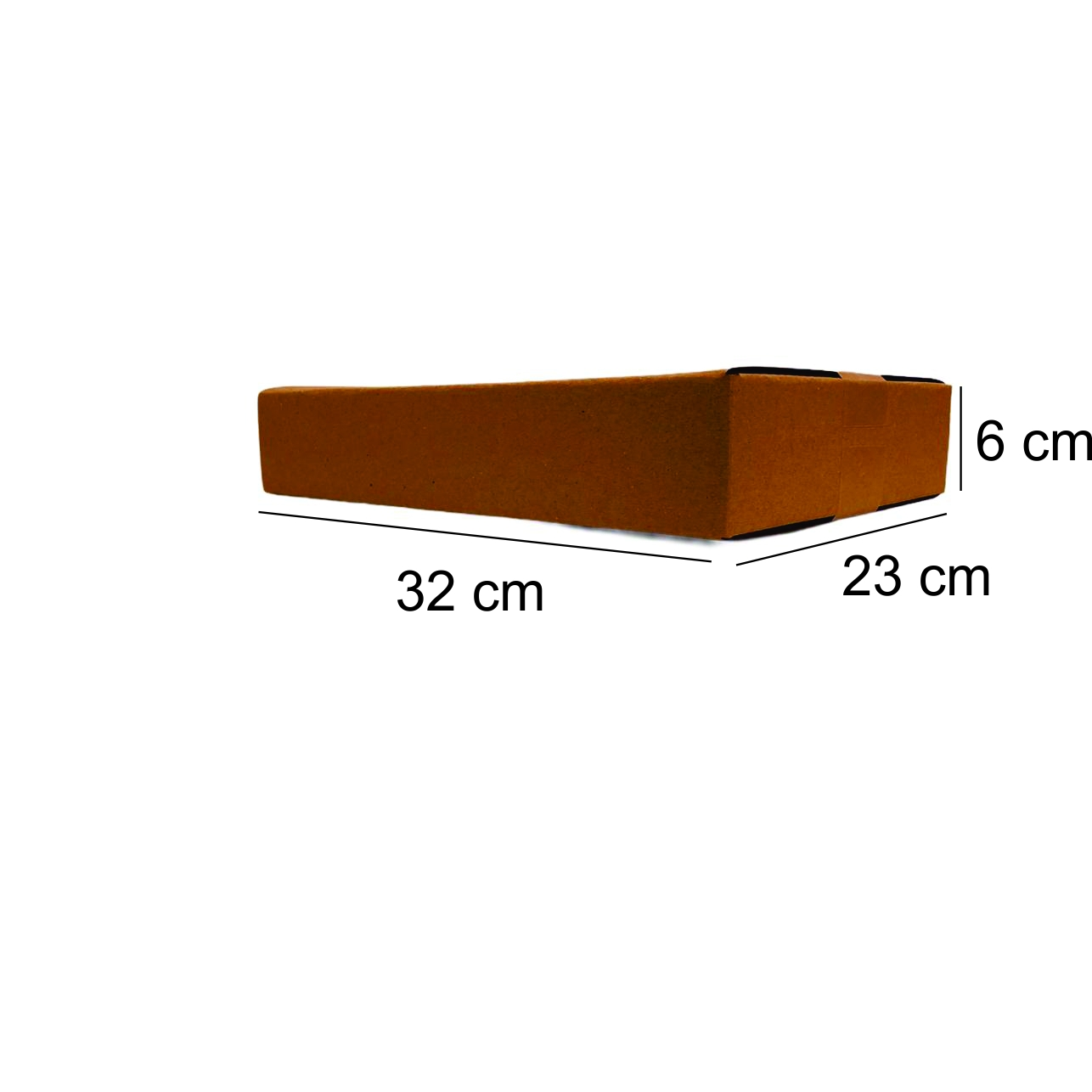 10 Caixas de Papelao (32X23X6)cm - Sedex / Pac / Correios