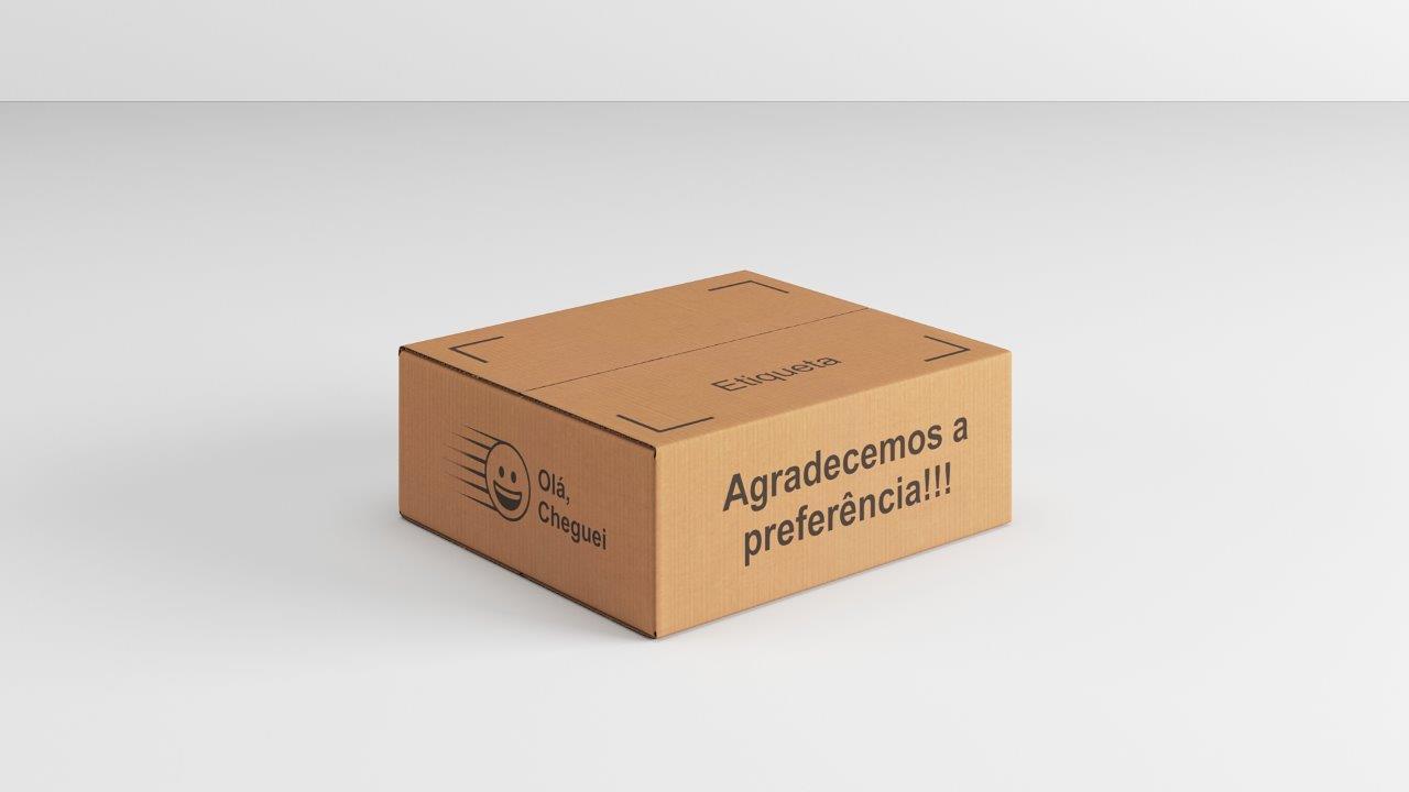 10 Caixas de Papelao impressa (25X20X10)cm - Sedex / Pac / Correios