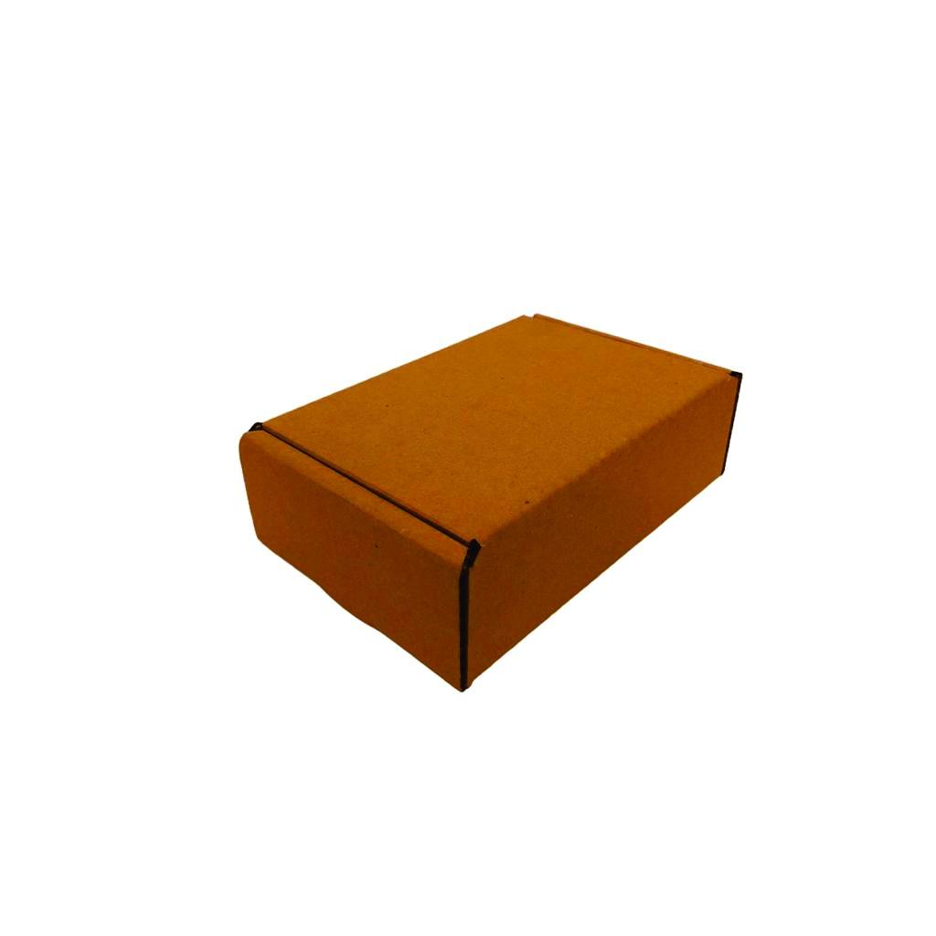 10 Caixas de Papelão Montável (16X11X5)cm - Correios