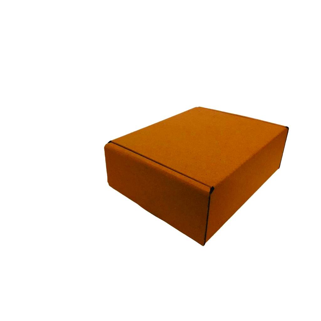 10 Caixas de Papelão Montável (20X16X7)cm - Correios