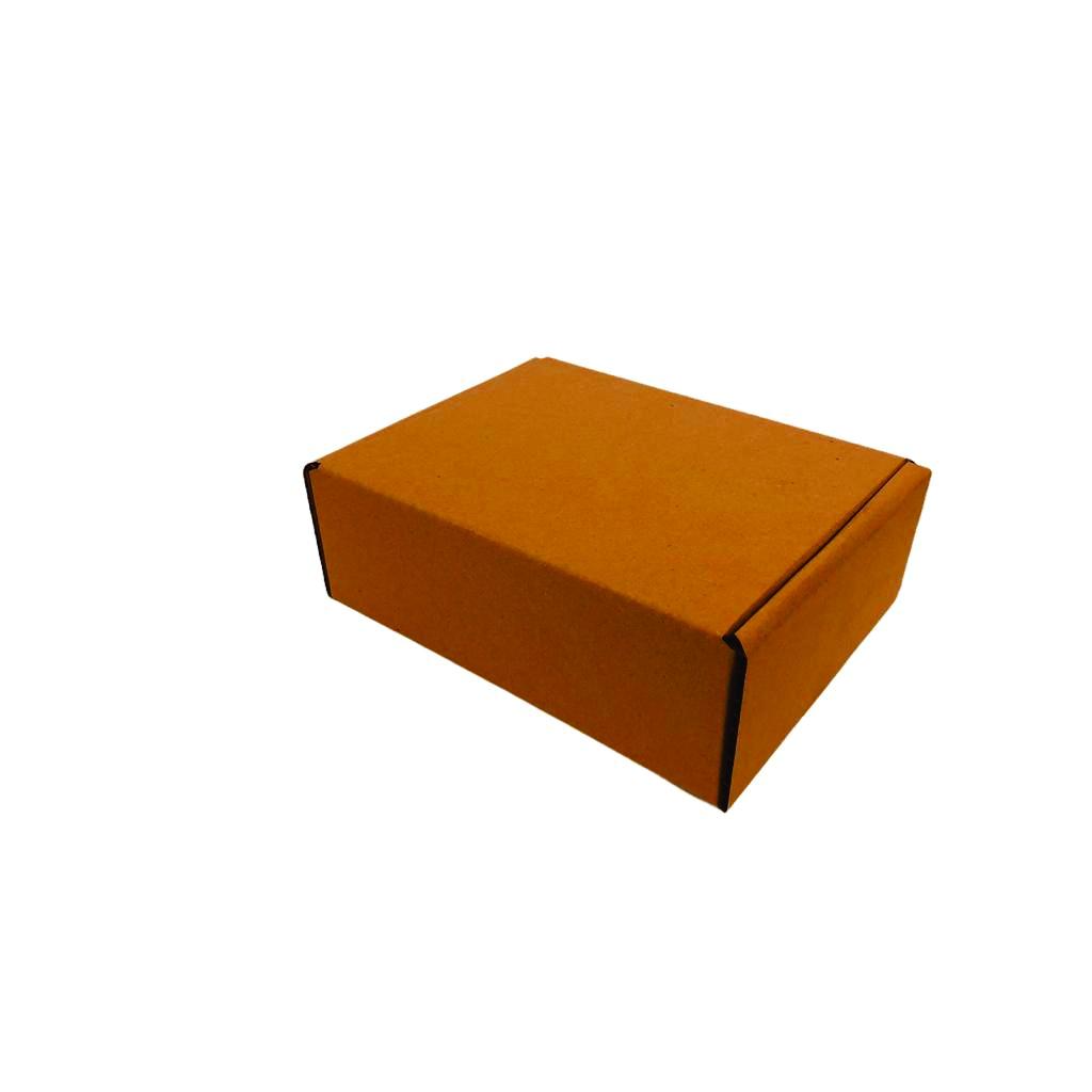 150 Caixas de Papelão Montável (20X16X7)cm - Correios