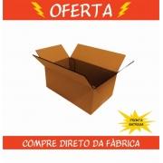 Caixa de Papelão 25x11x10cm