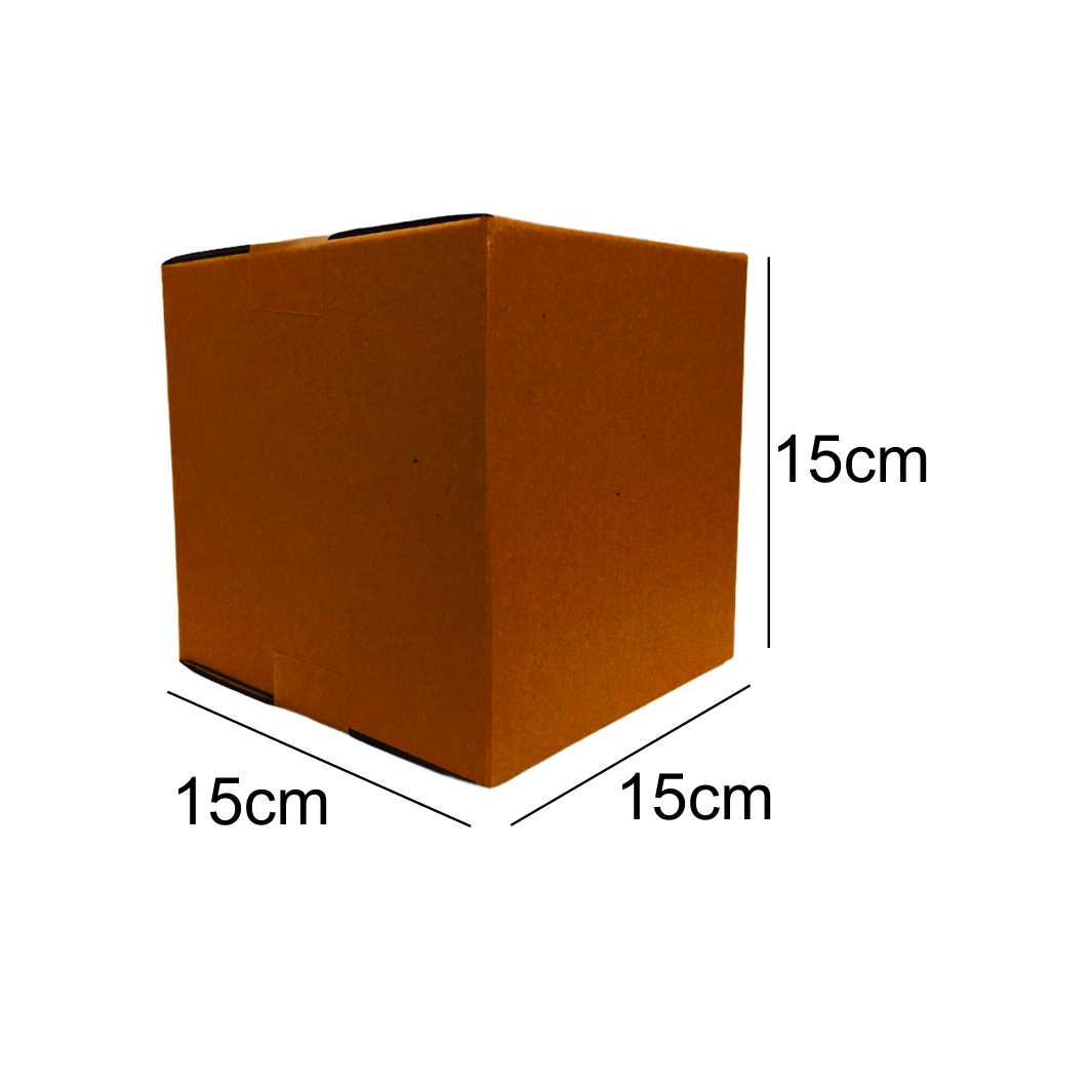 200 Caixas de Papelao (15X15X15)cm - Sedex / Pac / Correios
