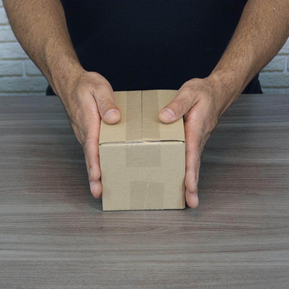 200 Caixas de Papelao (16X11X10)cm - Sedex / Pac / Correios