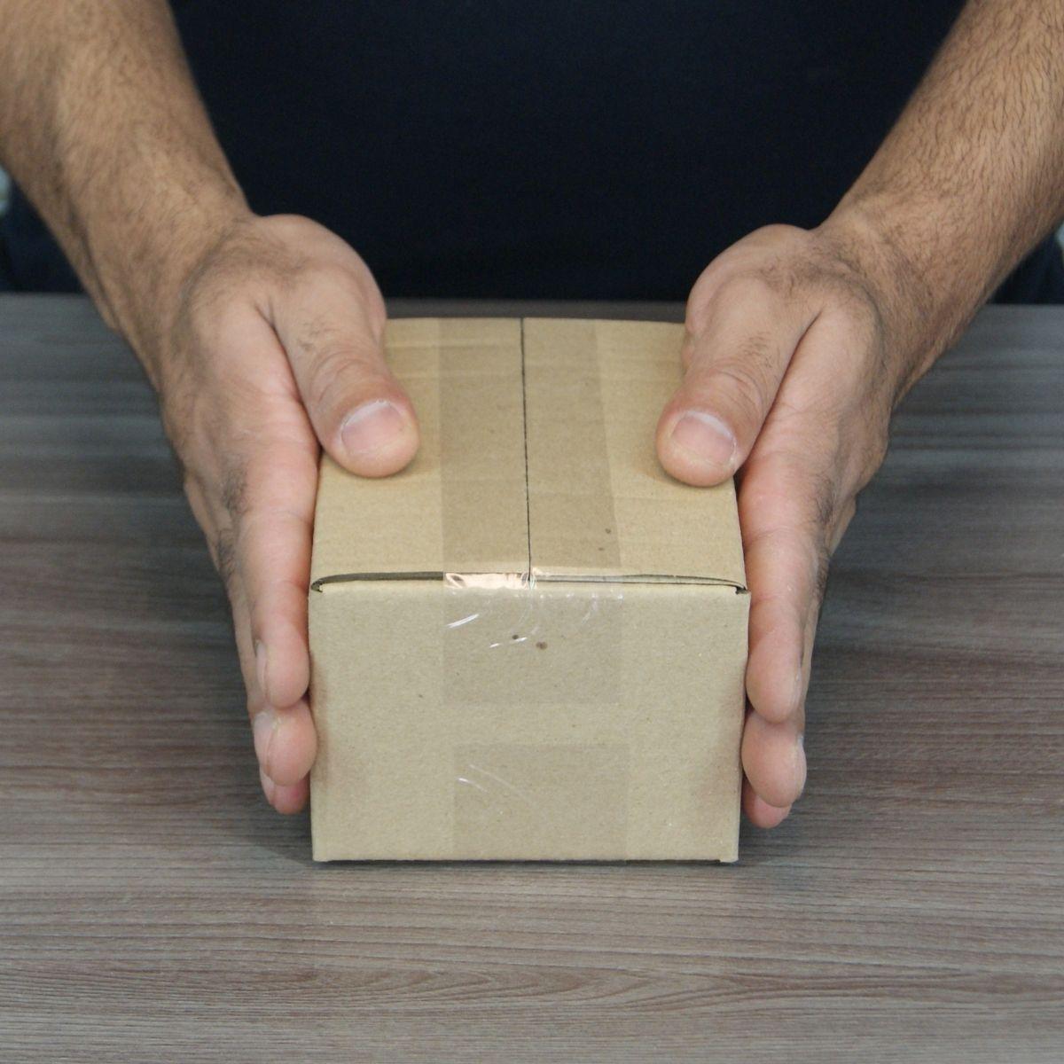 25 Caixas de Papelao (16X11X8)cm - Sedex / Pac / Correios
