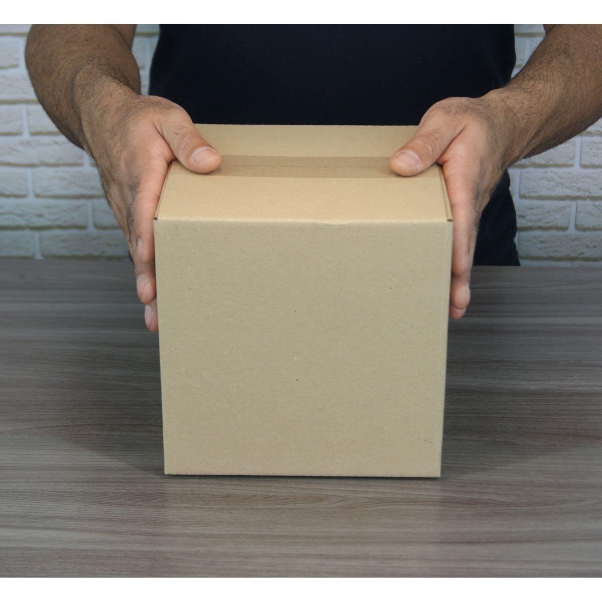 25 Caixas de Papelao (20X20X20)cm - Sedex / Pac / Correios