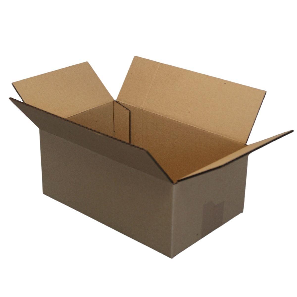 25 Caixas de Papelao (24X15X10)cm - Sedex / Pac / Correios