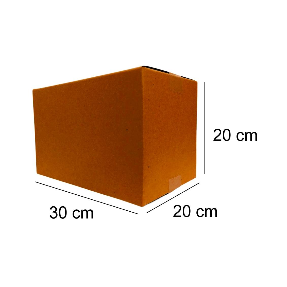 25 Caixas de Papelao (30X20X20)cm - Sedex / Pac / Correios
