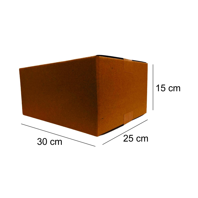 25 Caixas de Papelao (30X25X15)cm - Sedex / Pac / Correios