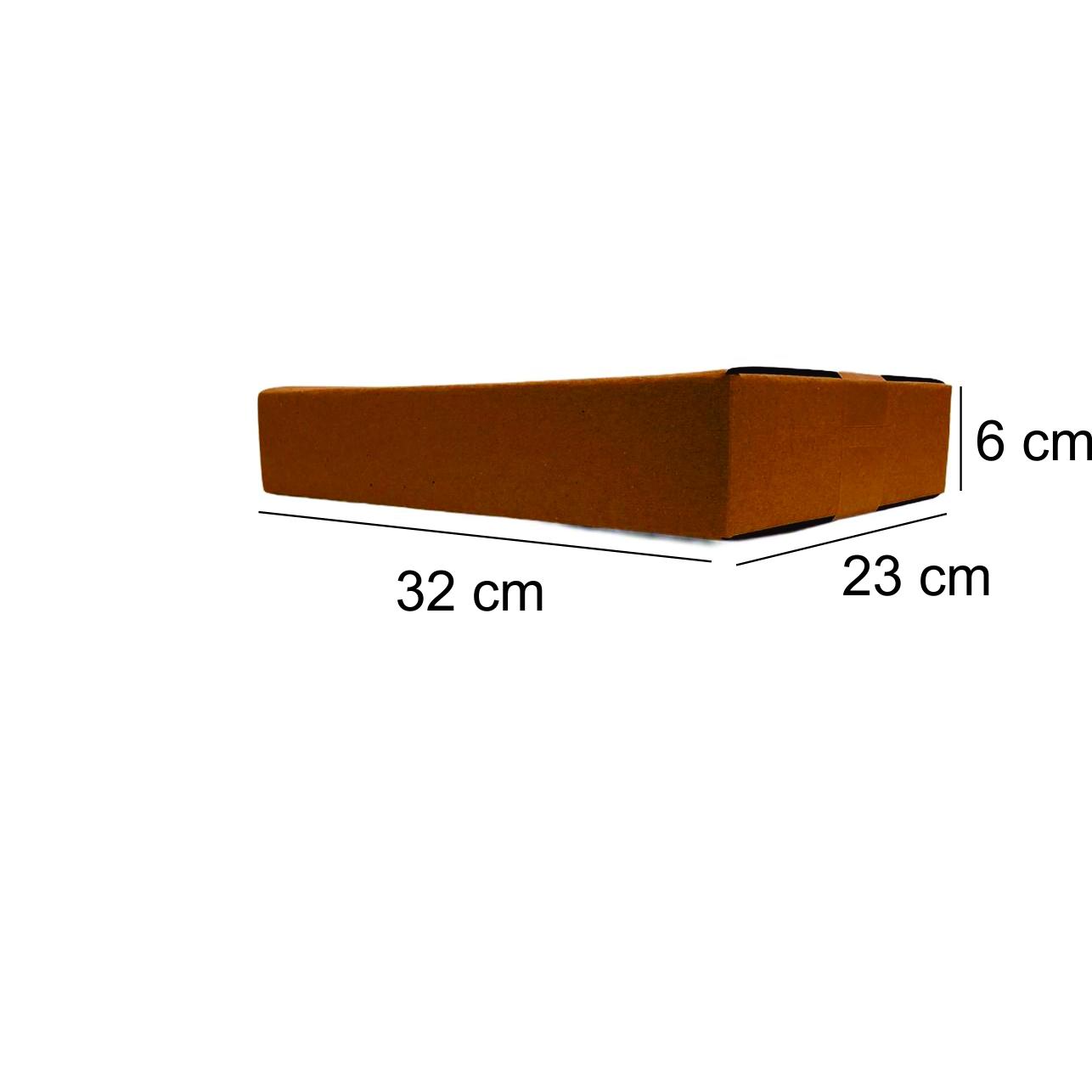25 Caixas de Papelao (32X23X6)cm - Sedex / Pac / Correios