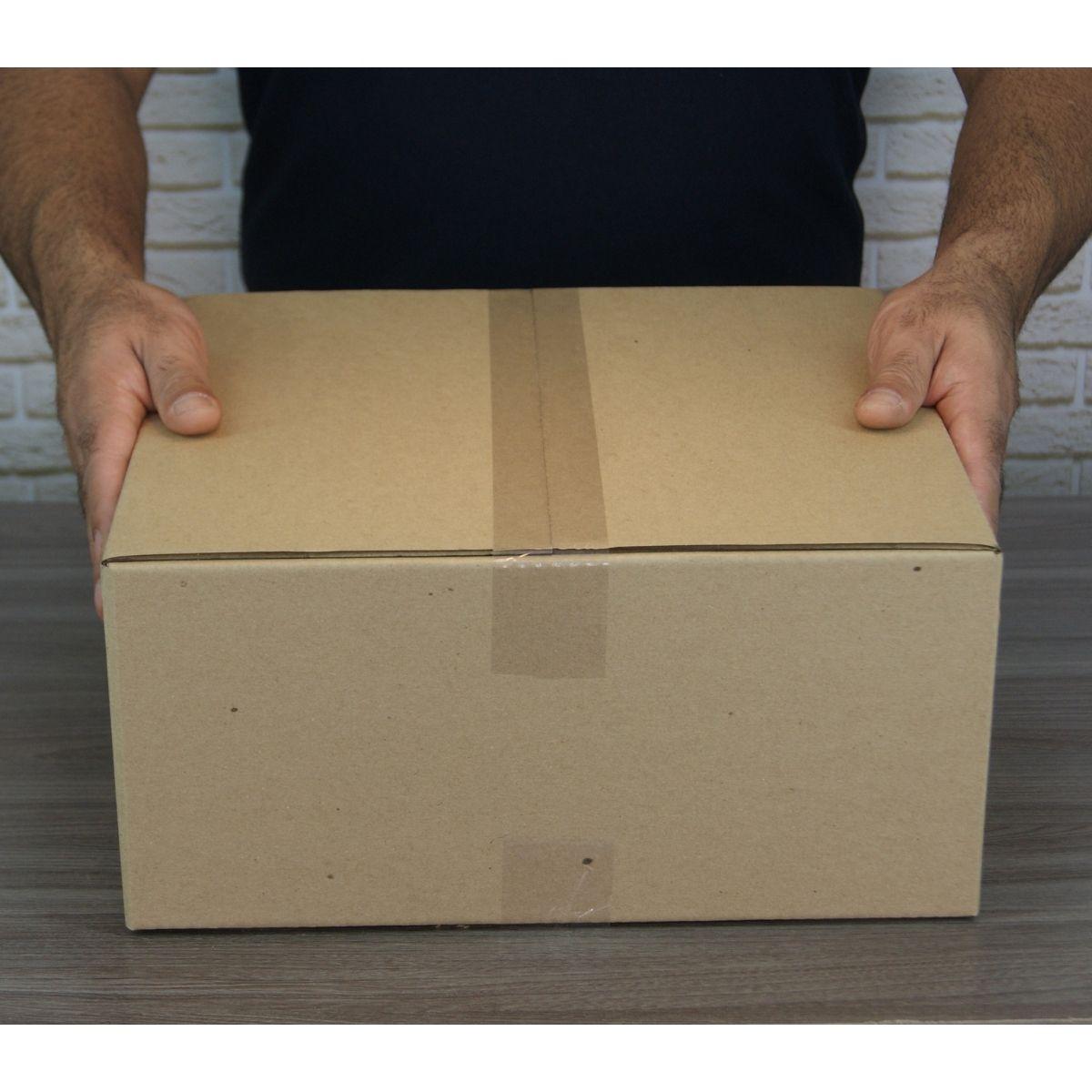 25 Caixas de Papelao (35X35X16)cm - Sedex / Pac / Correios