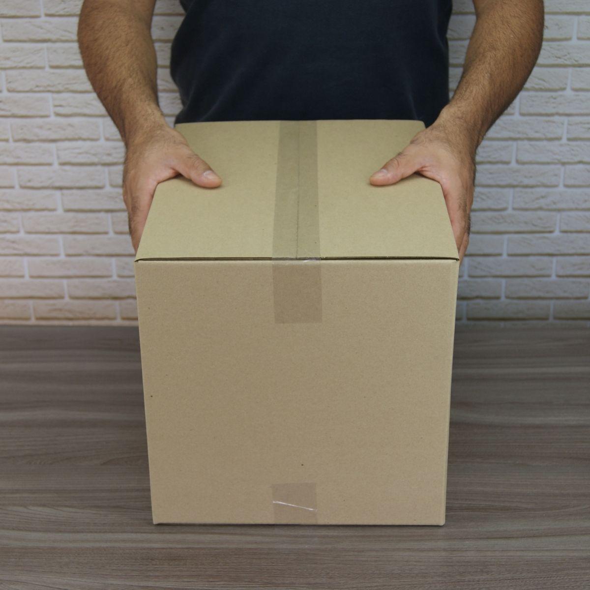 25 Caixas de Papelao (40X30X30)cm - Sedex / Pac / Correios