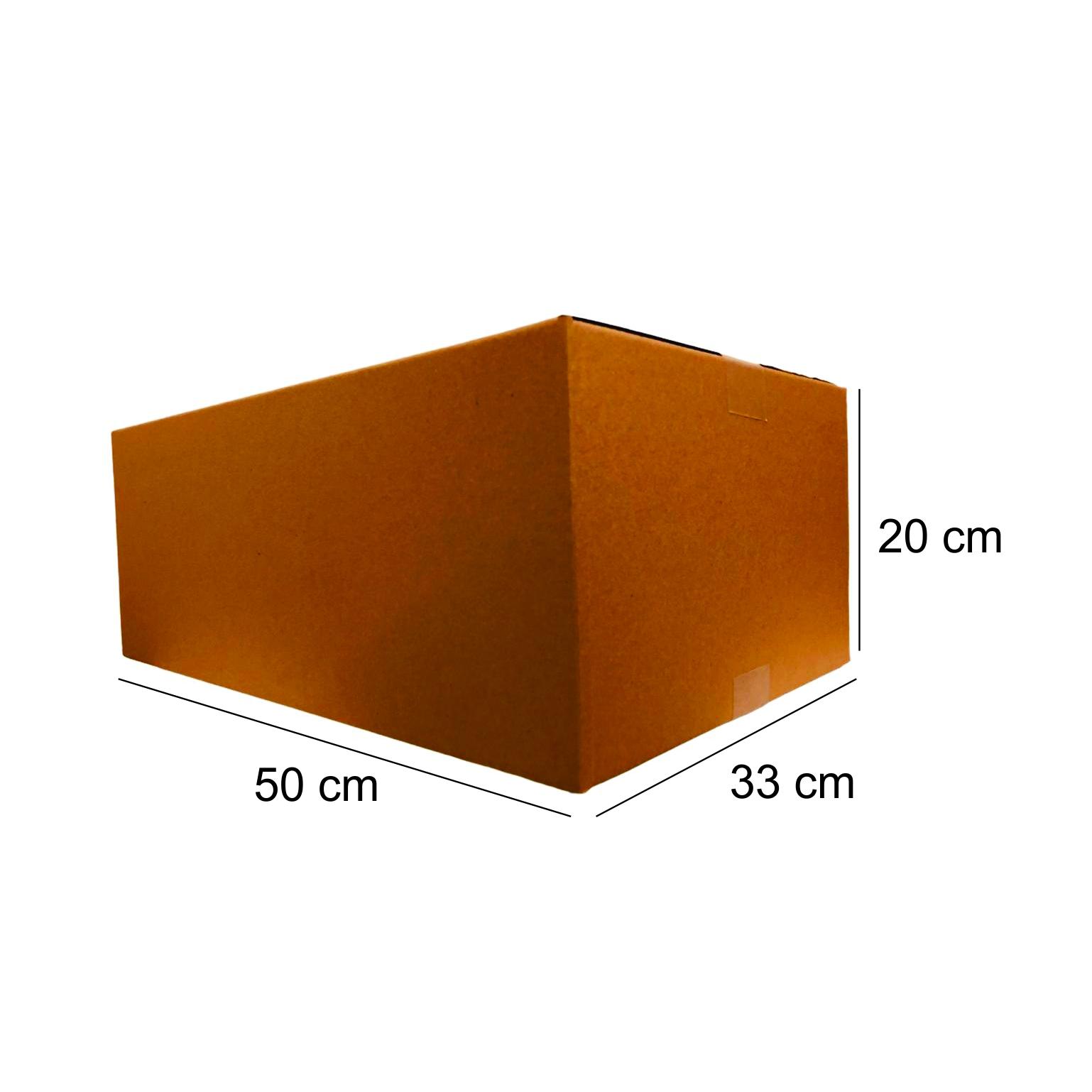 25 Caixas de Papelao (50X33X20)cm - Sedex / Pac / Correios