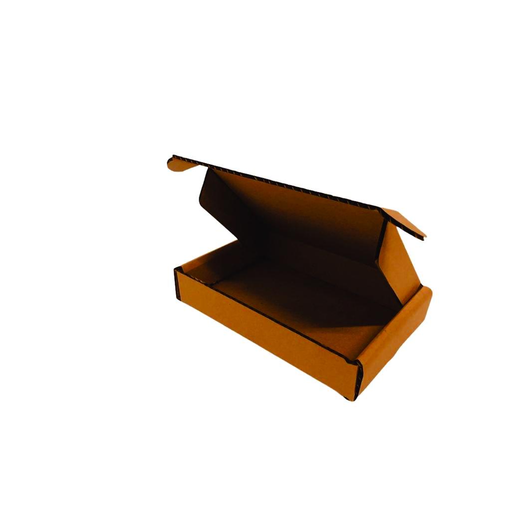 25 Caixas de Papelão Montável (16X11X3)cm - Correios