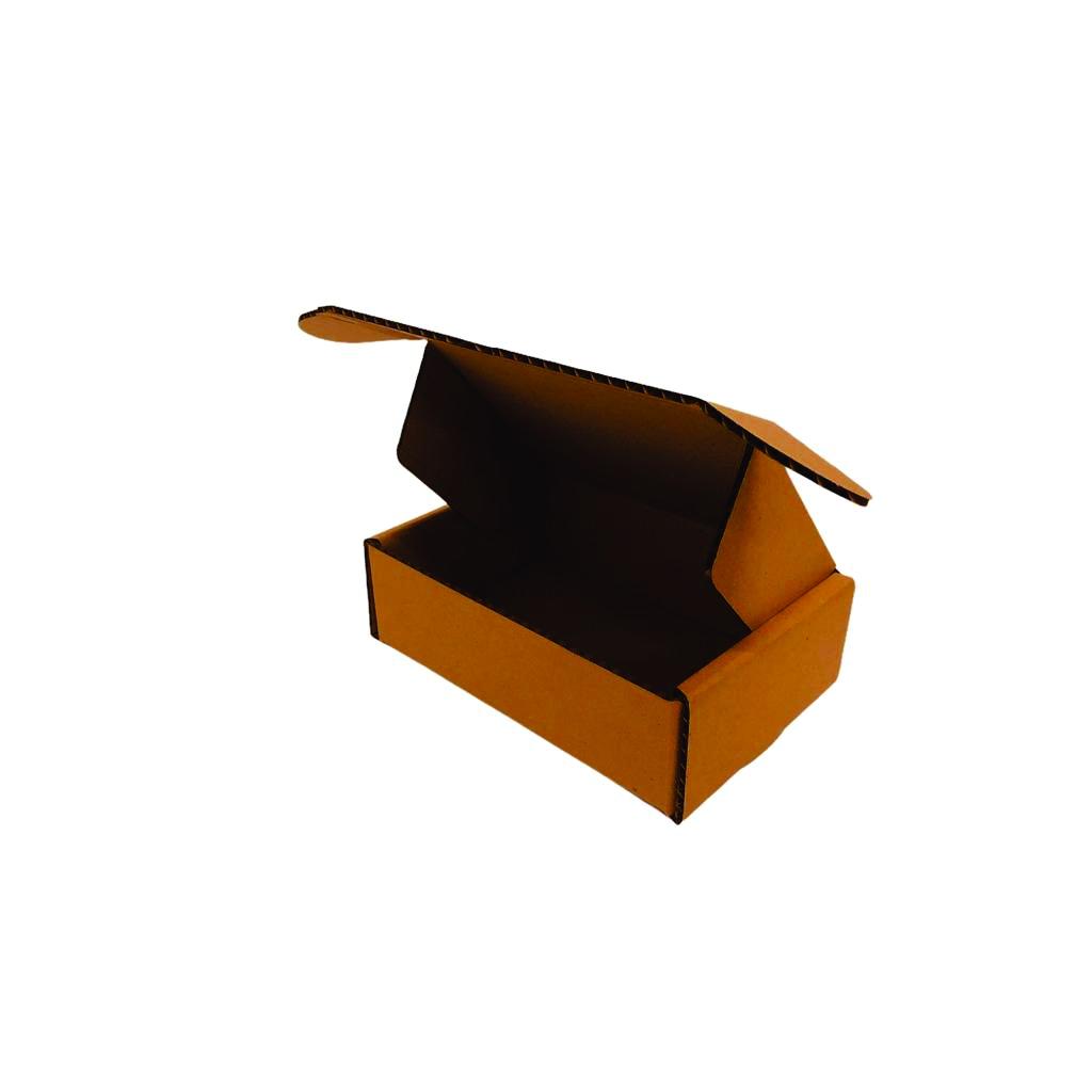 25 Caixas de Papelão Montável (16X11X5)cm - Correios