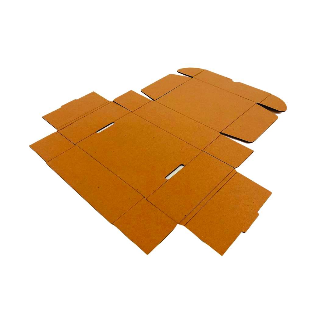 25 Caixas de Papelão Montável (20X16X7)cm - Correios