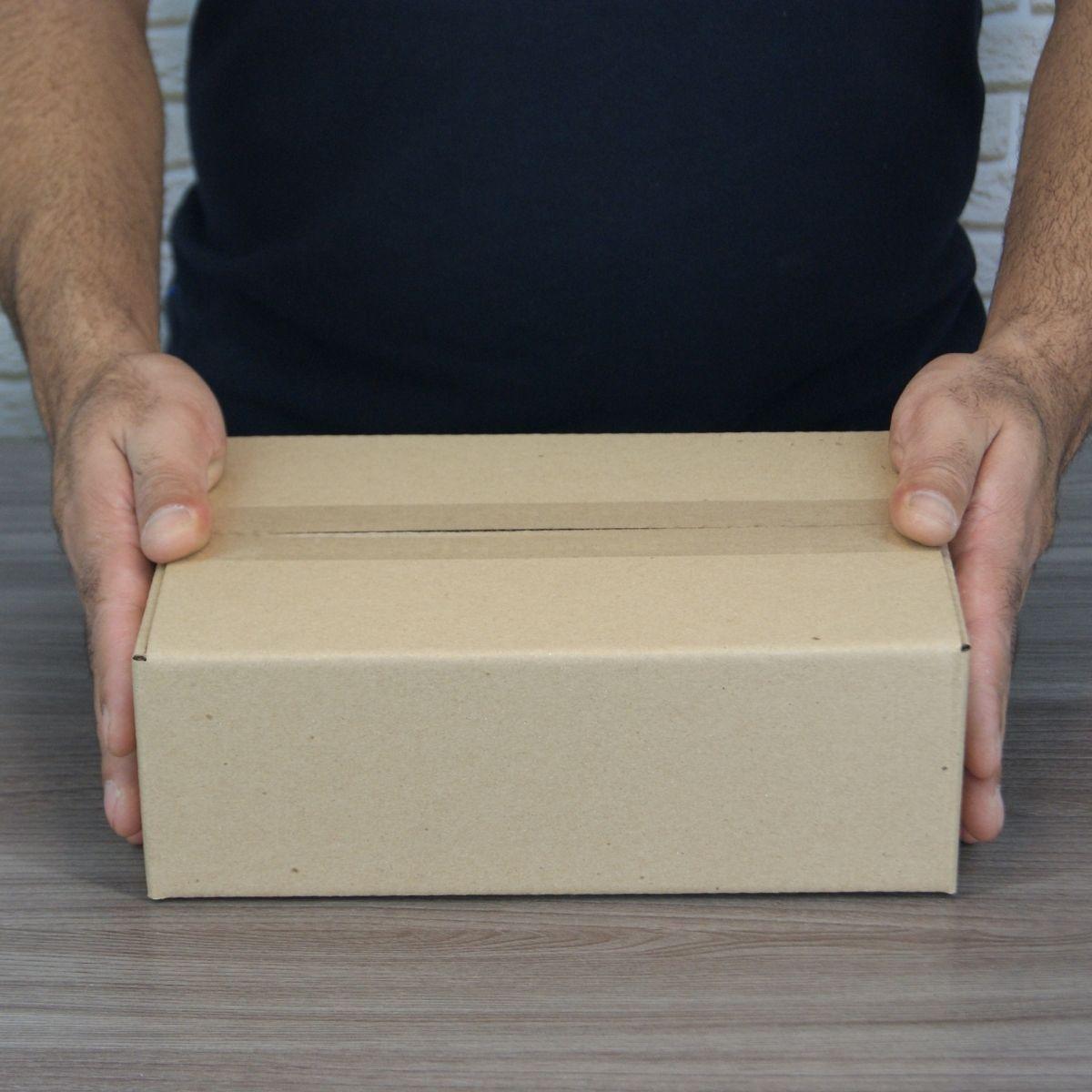 300 Caixas de Papelao (27X18X9)cm - Sedex / Pac / Correios