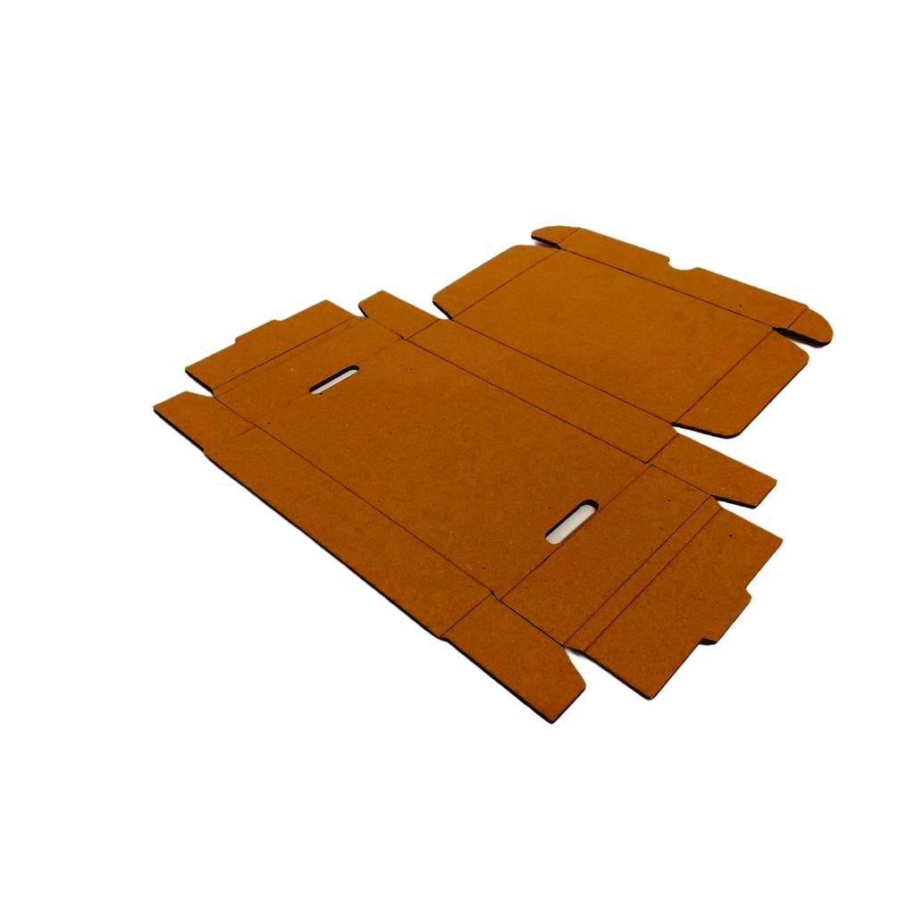 300 Caixas de Papelão Montável (16X11X3)cm - Correios
