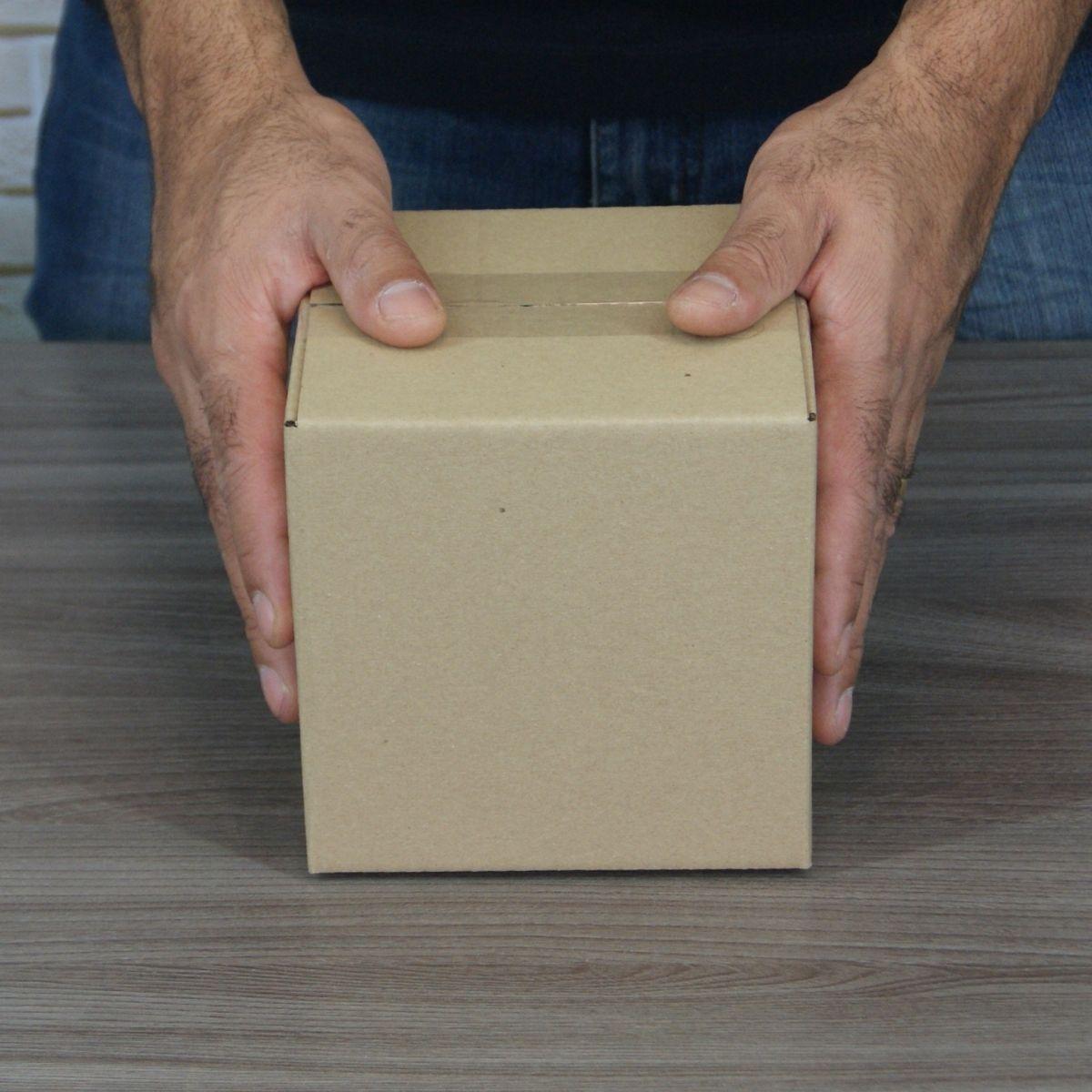 400 Caixas de Papelao (15X15X15)cm - Sedex / Pac / Correios