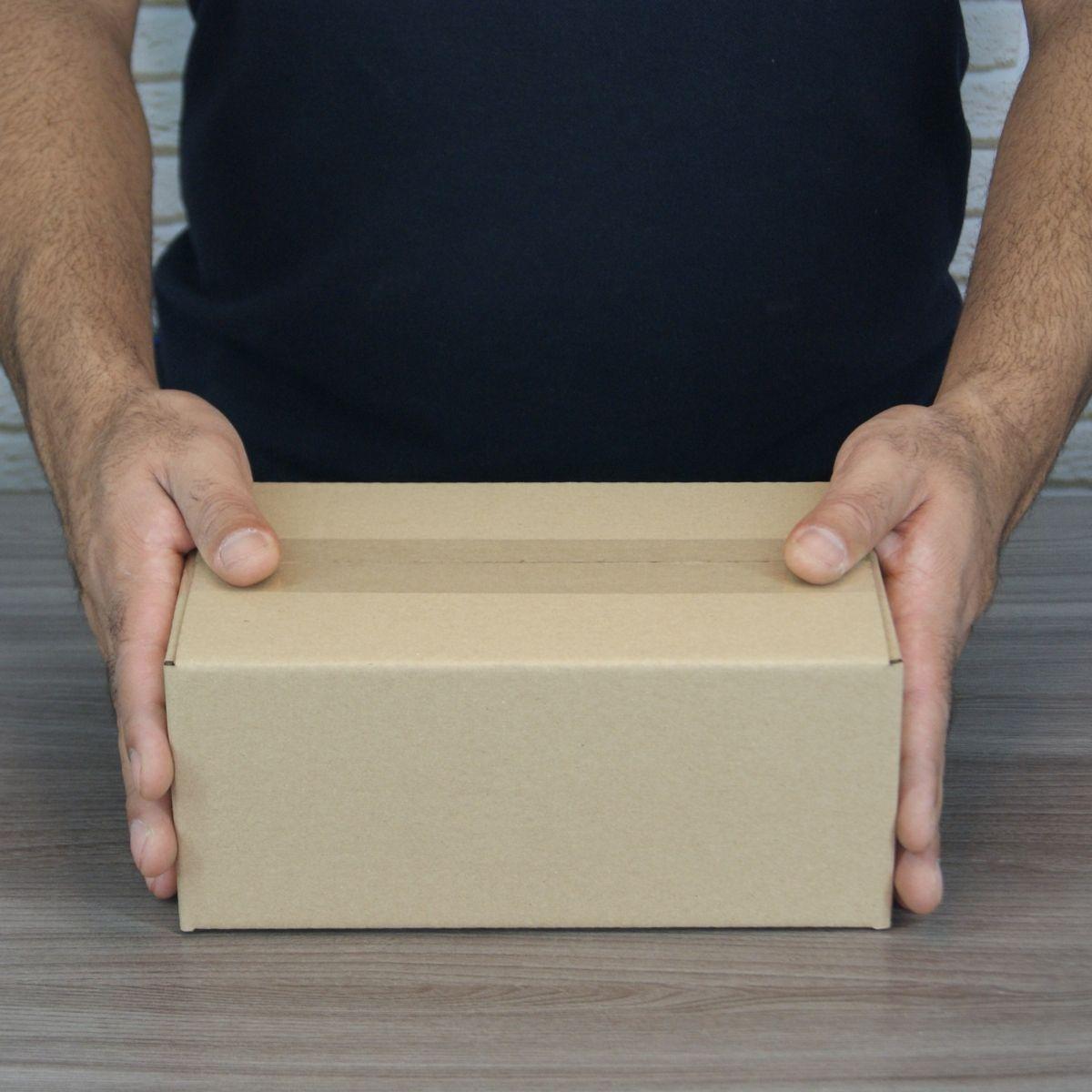 400 Caixas de Papelao (24X15X10)cm - Sedex / Pac / Correios