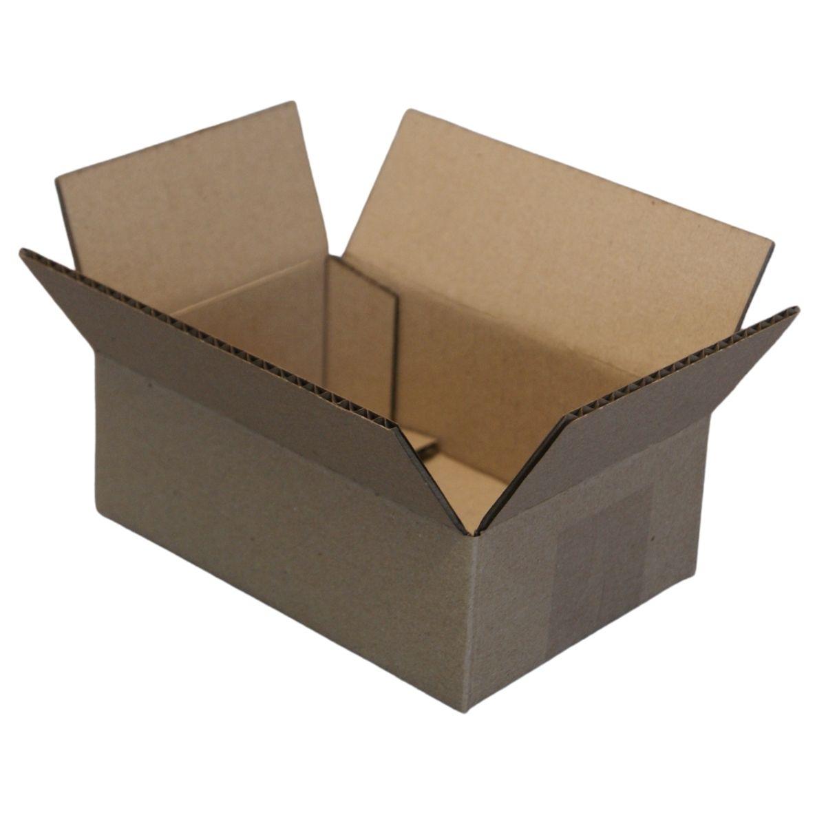 500 Caixas de Papelao (16X11X6)cm - Sedex / Pac / Correios