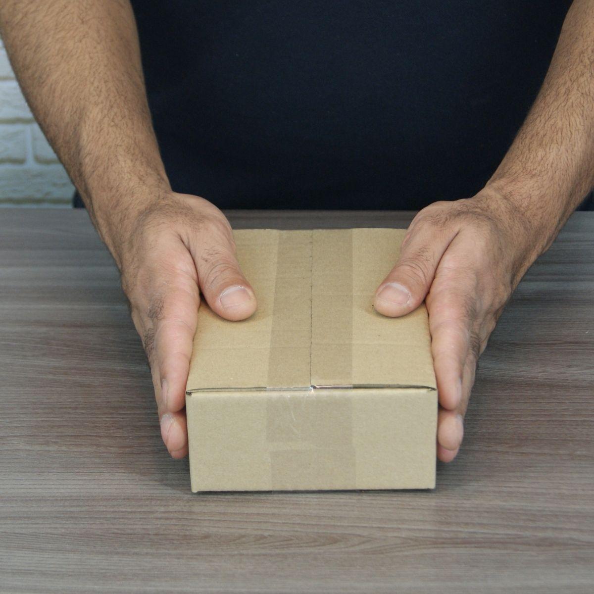 500 Caixas de Papelao (20X13X6)cm - Sedex / Pac / Correios