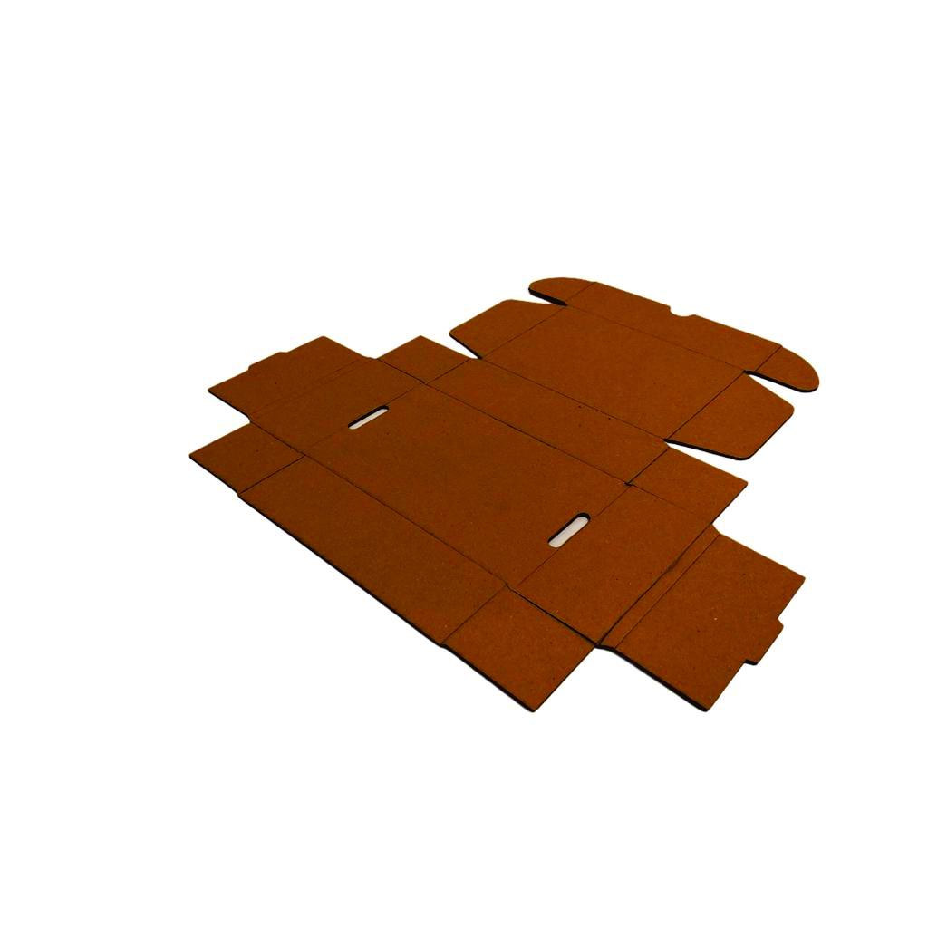 500 Caixas de Papelão Montável (16X11X5)cm - Correios