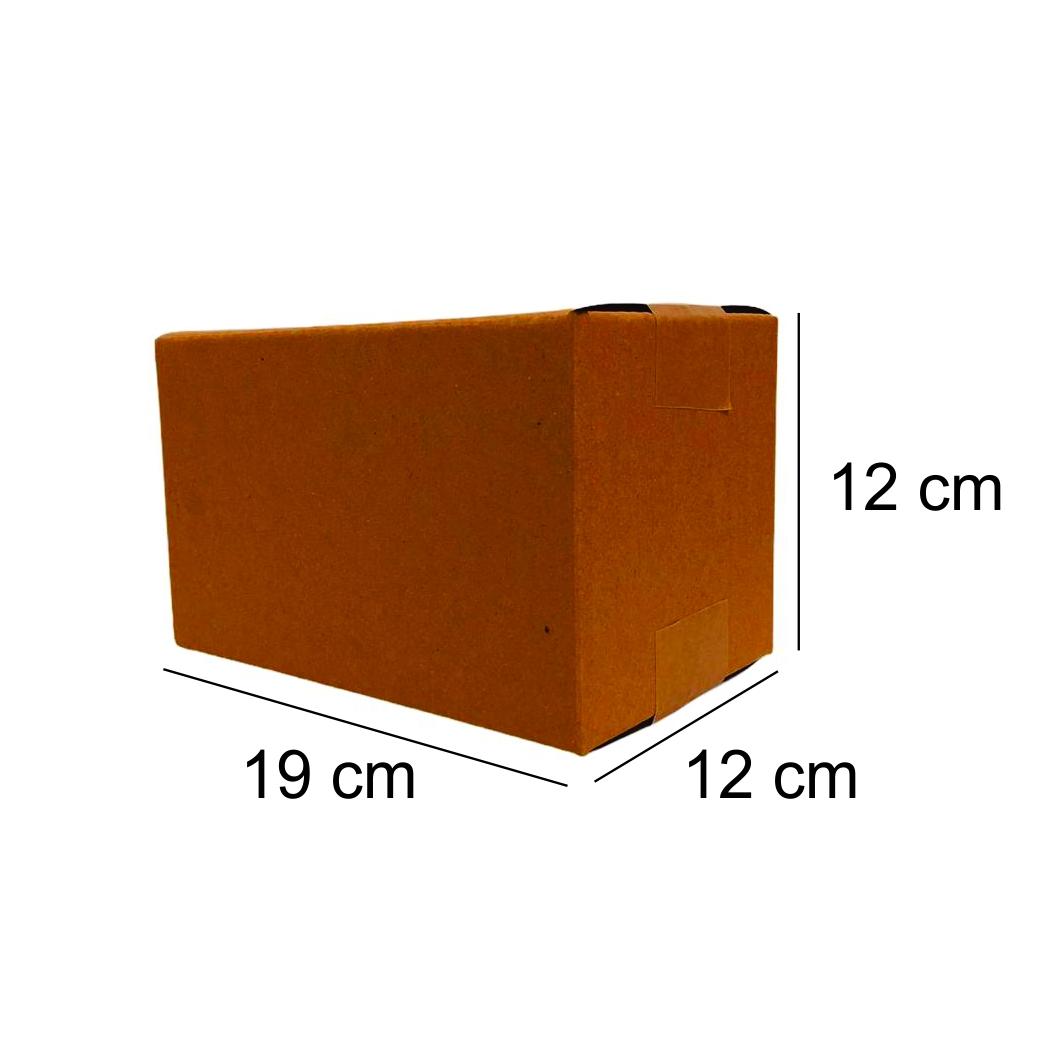 50 Caixas de Papelao (19X12X12)cm - Sedex / Pac / Correios
