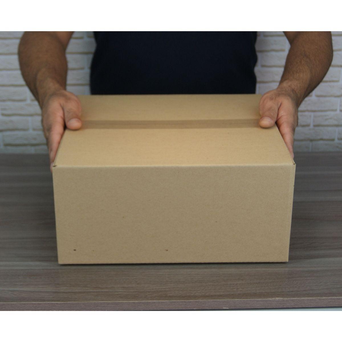 50 Caixas de Papelao (35X35X16)cm - Sedex / Pac / Correios