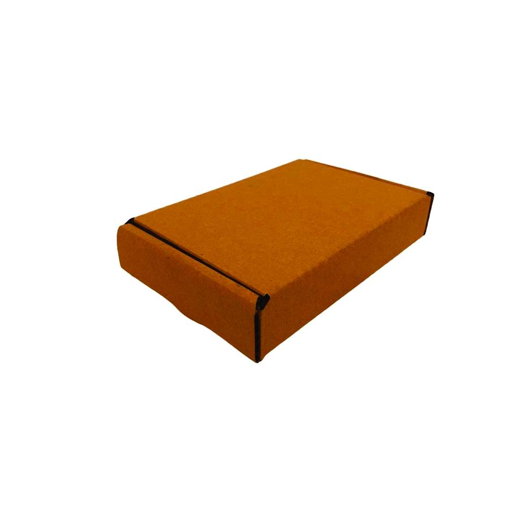 50 Caixas de Papelão Montável (16X11X3)cm - Correios