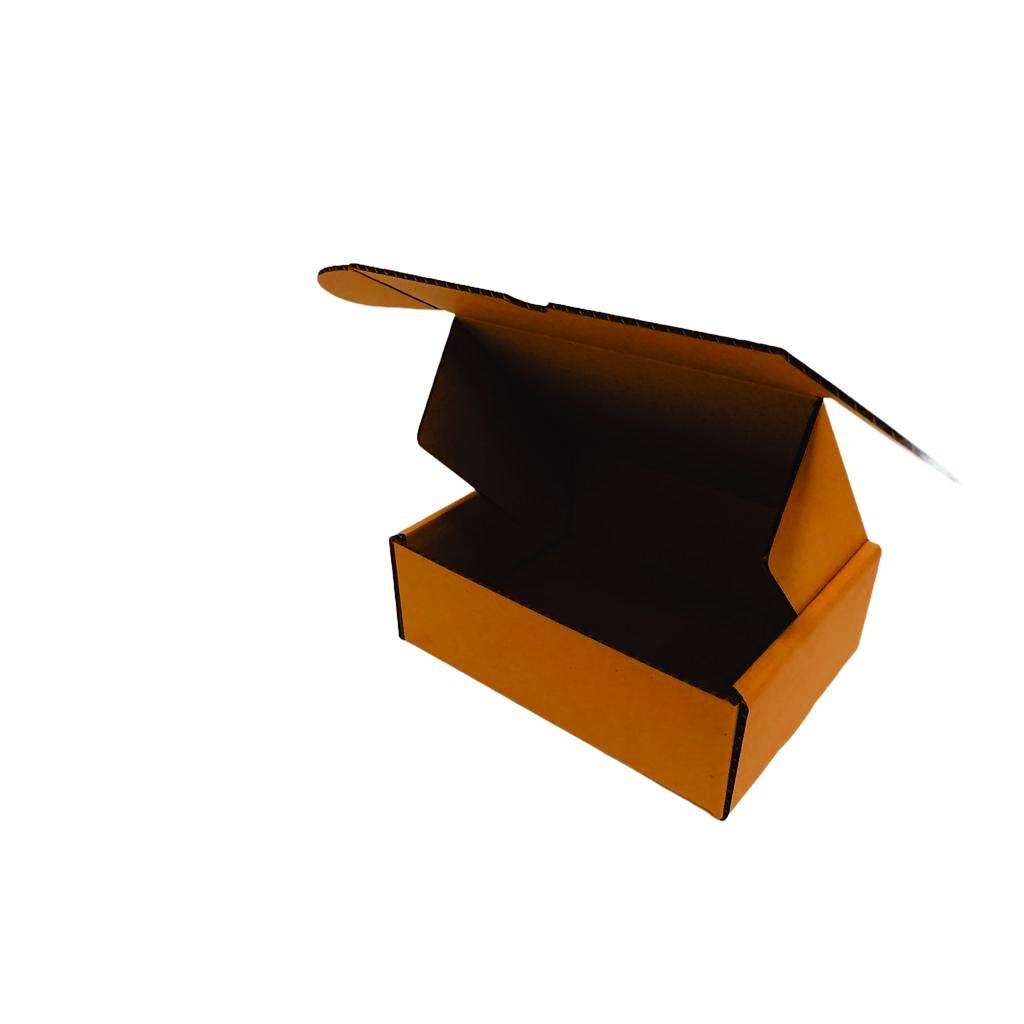50 Caixas de Papelão Montável (20X16X7)cm - Correios