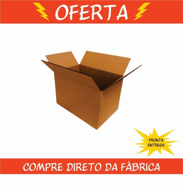 Caixa de Papelão 30x20x20cm