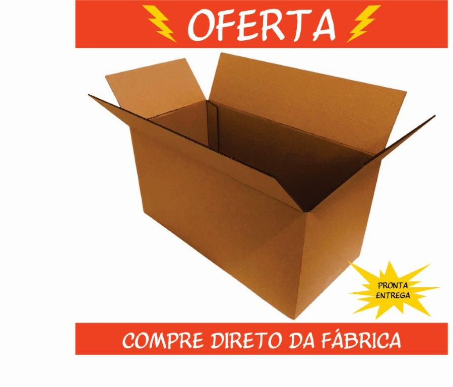 Caixa de Papelão 40x20x20cm