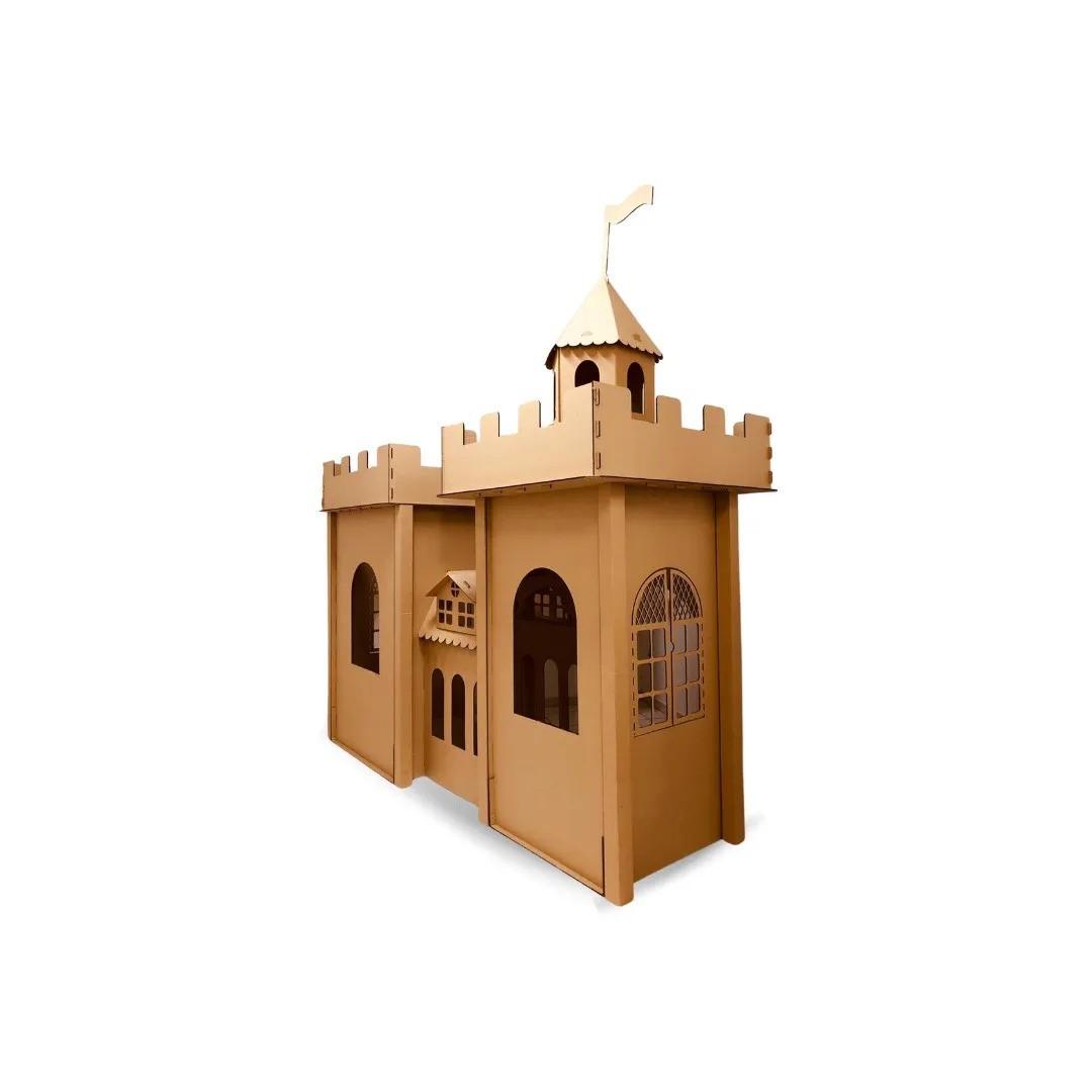 Castelo de Papelão Grande - Faeco