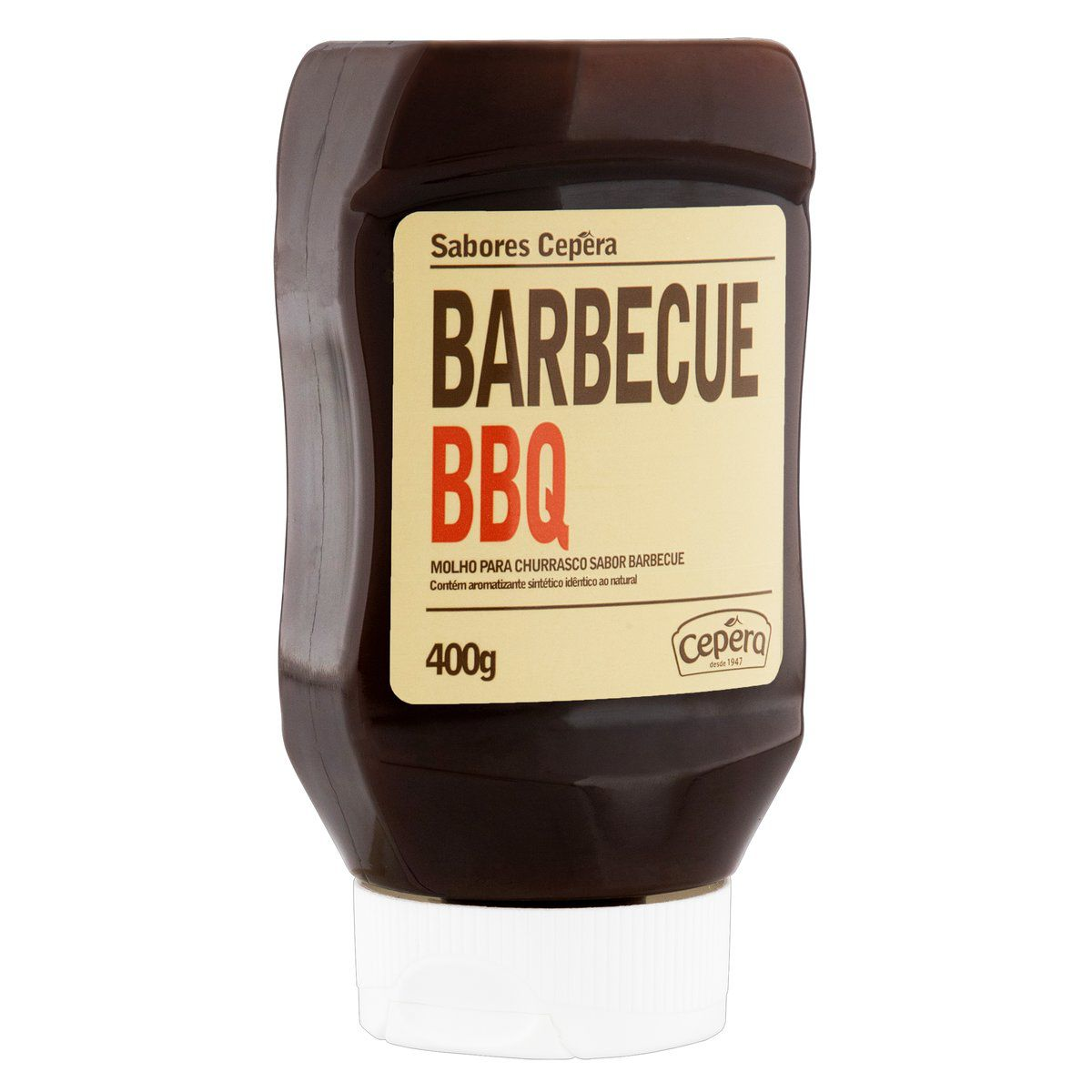 Barbecue BBQ 400g