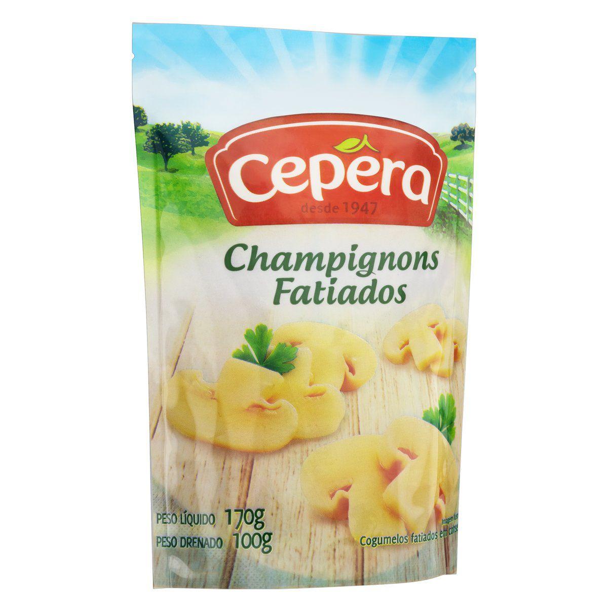 Champignons Fatiados Sachet 100g