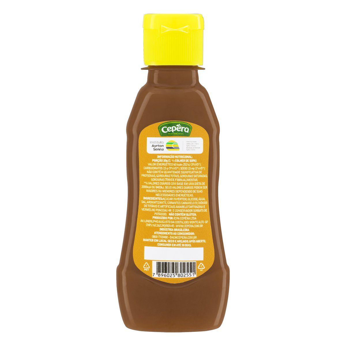 Cobertura Caramelo Senninha 200g