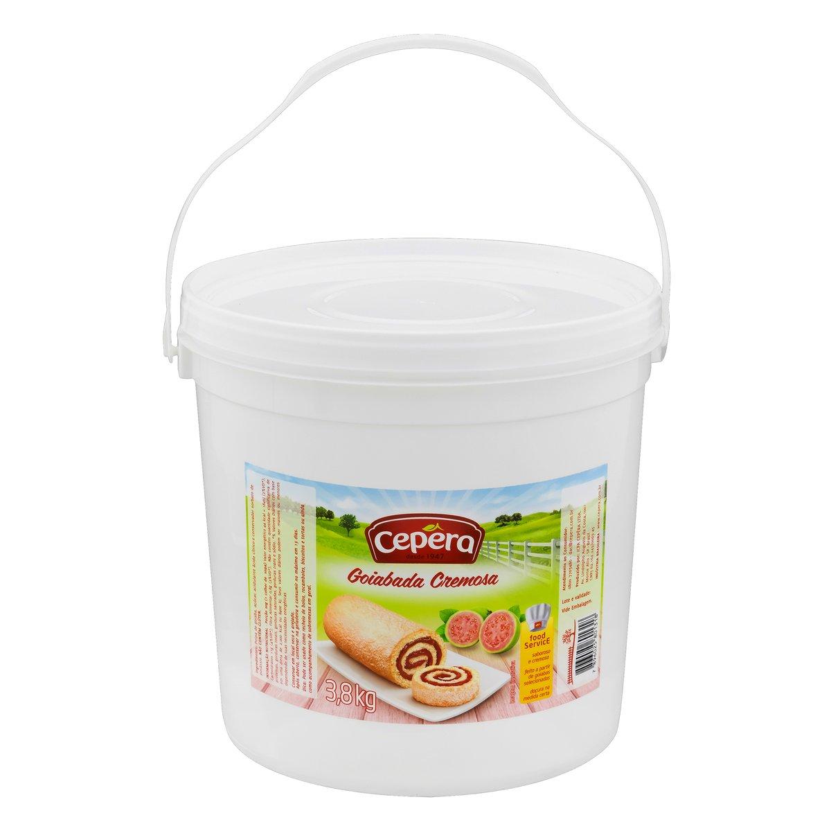 Goiabada Cremosa 3,8 kg
