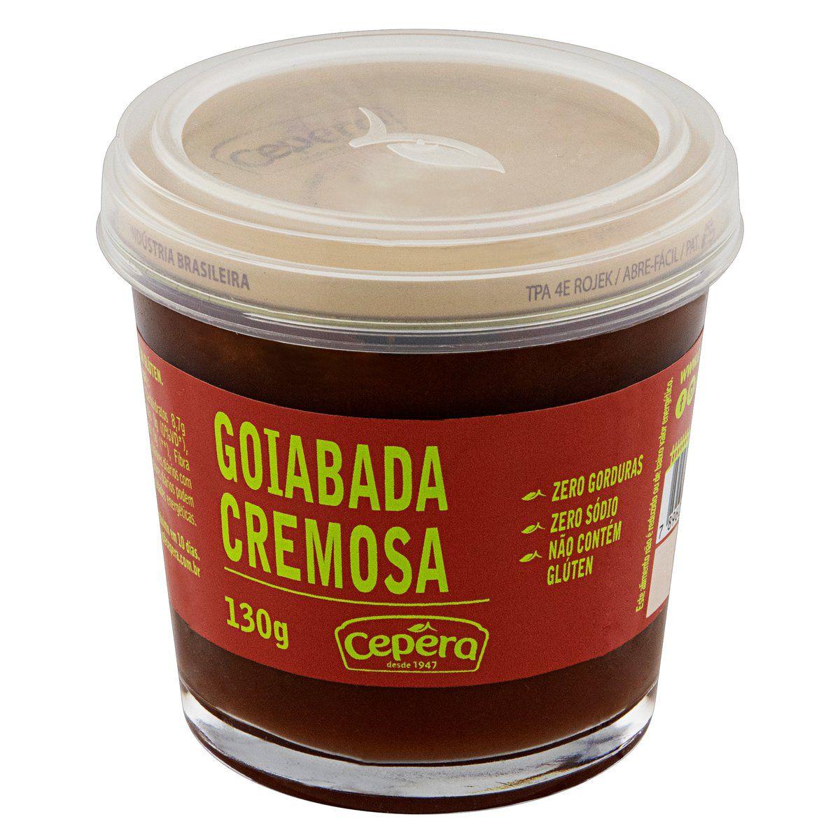Goiabada Cremosa 130g