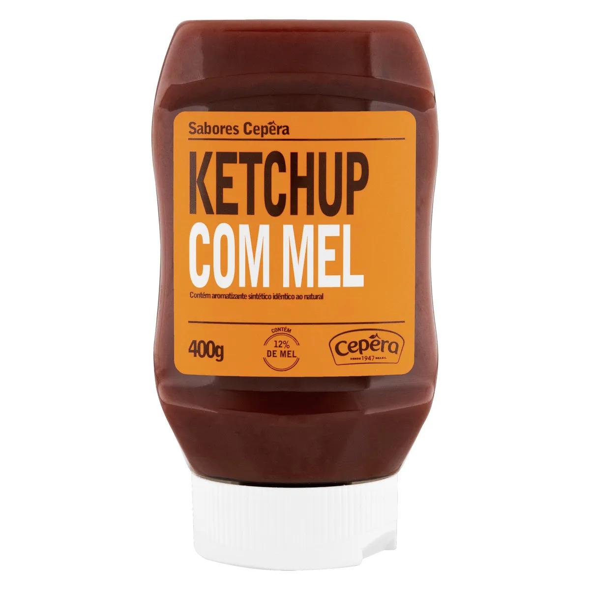 Ketchup com Mel 400g