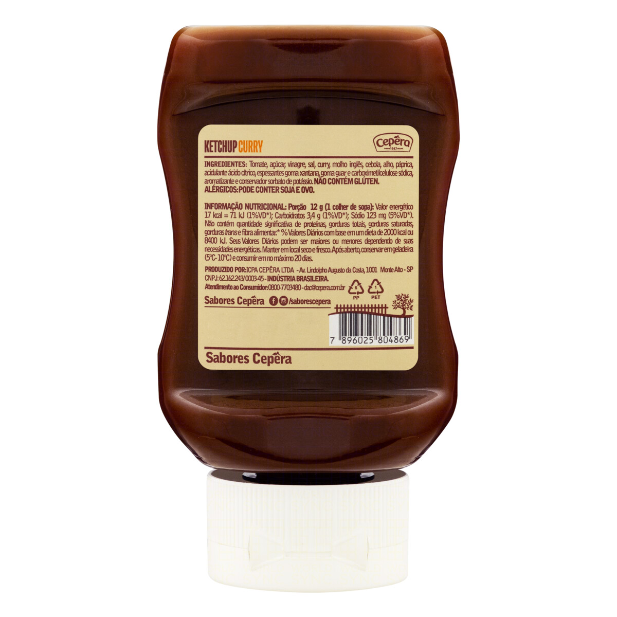 Ketchup Curry 350g