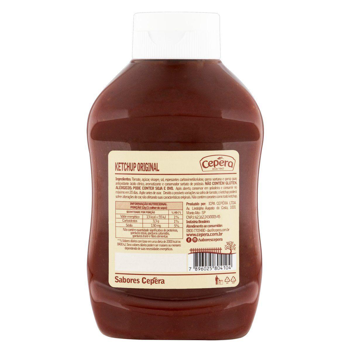 Ketchup Original 1,01kg