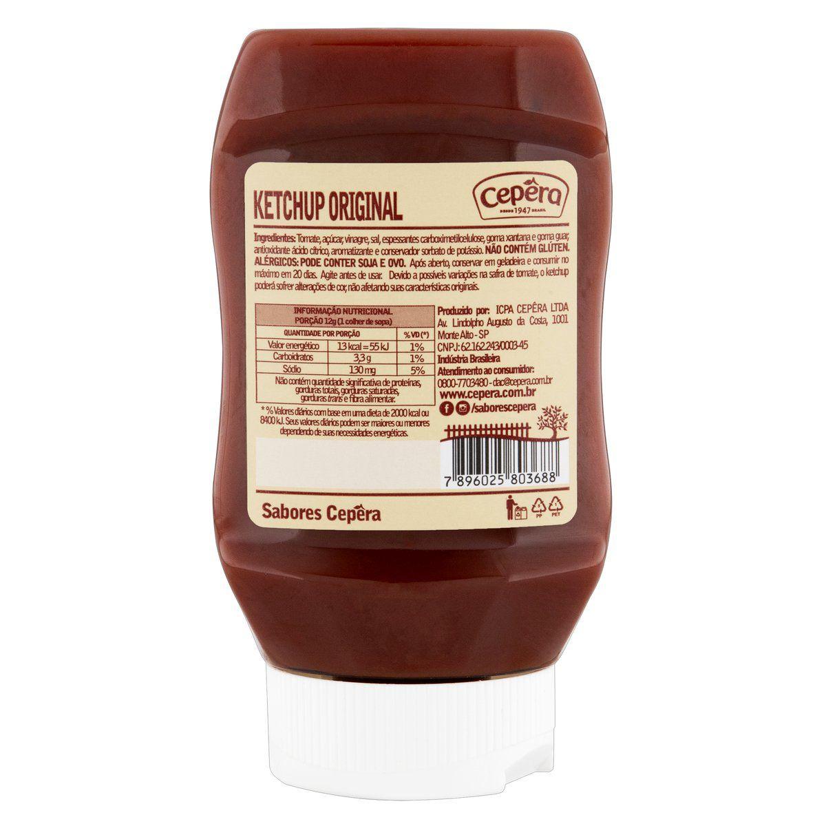 Ketchup Original 400g