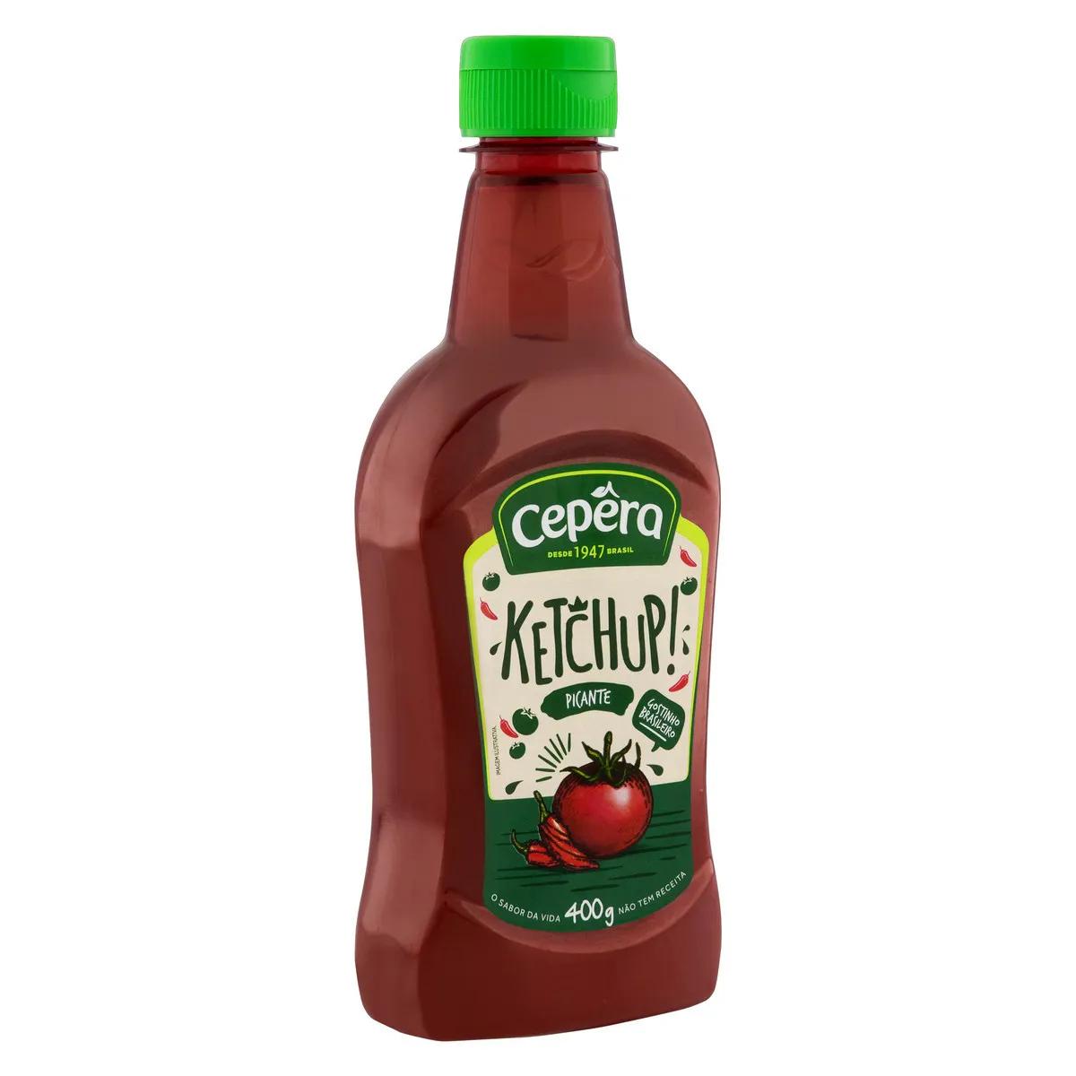 Ketchup Picante 400g
