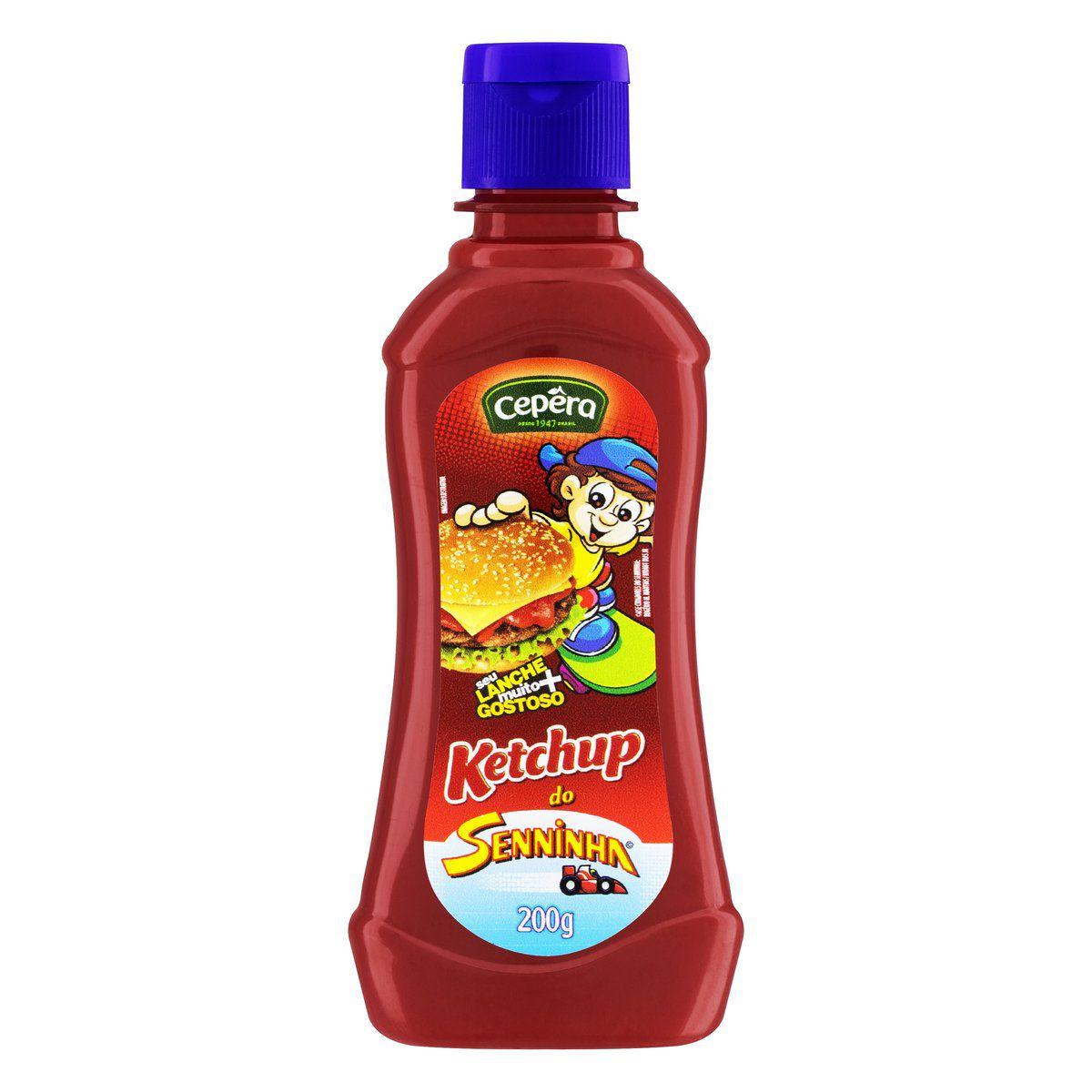 Ketchup Senninha 200g