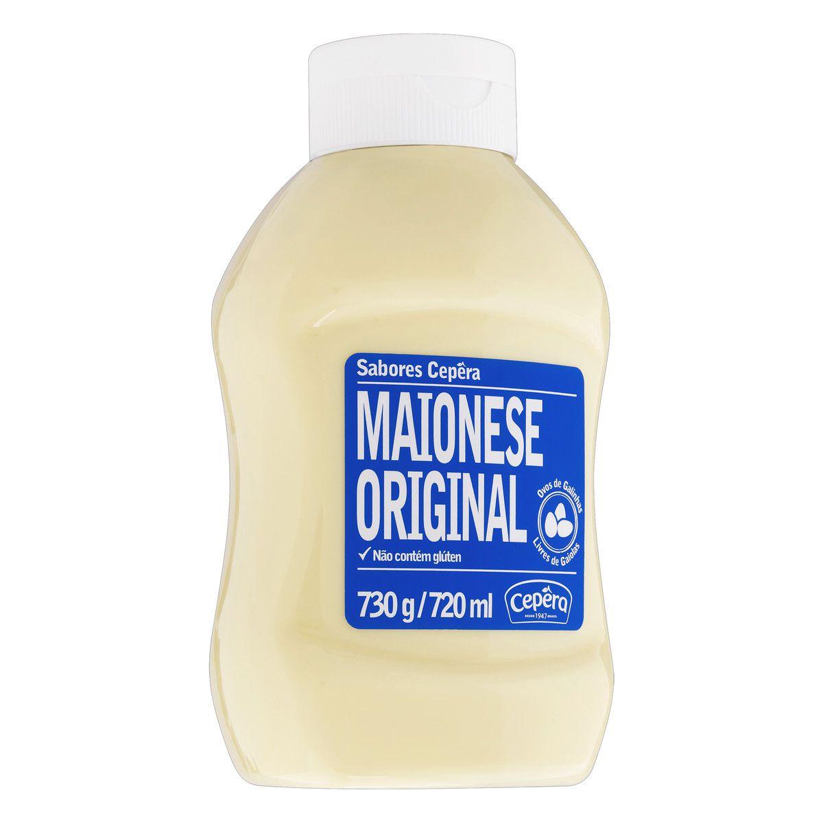 Maionese Original 730g
